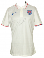 Tim Howard Signed Team USA Nike Jersey (JSA COA & Howard Hologram) at PristineAuction.com
