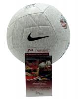 Alyssa Naeher Signed Team USA Logo Nike Soccer Ball (JSA COA) at PristineAuction.com