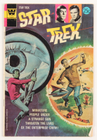 "1974 ""Star Trek"" Issue #25 Gold Key Comic Book at PristineAuction.com"