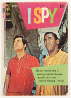 """1968 """"I Spy"""" Issue #6 Gold Key Comic Book at PristineAuction.com"""