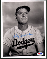 Billy Herman Signed Dodgers 7x9 Photo (PSA COA) at PristineAuction.com