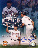 Cal Ripken Jr. Signed LE Orioles 2001 All-Star Game 8x10 Photo (Ripken Jr. Hologram) at PristineAuction.com
