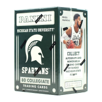 2016 Panini Michigan State Spartans Multi-Sport Blaster Box at PristineAuction.com