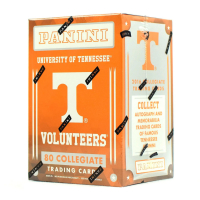 2016 Panini Tennessee Volunteers Multi-Sport Blaster Box at PristineAuction.com