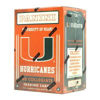 2016 Panini Miami Hurricanes Multi-Sport Blaster Box at PristineAuction.com