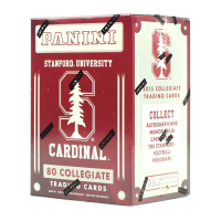 2016 Panini Stanford Cardinal Multi-Sport Blaster Box at PristineAuction.com