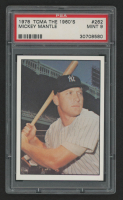 Mickey Mantle 1978 TCMA 60'S I #262 (PSA 9) at PristineAuction.com