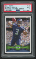 Russell Wilson 2012 Topps #165A (PSA 9) at PristineAuction.com