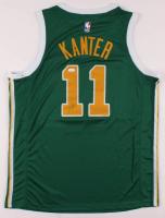 Enes Kanter Signed Celtics Jersey (JSA COA) at PristineAuction.com