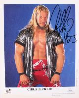 "Chris Jericho Signed WWE 8x10 Photo Inscribed ""Y2J"" (JSA COA) at PristineAuction.com"