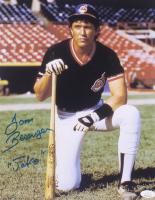 "Tom Berenger Signed ""Major League"" 11x14 Photo Inscribed ""Jake"" (JSA COA) at PristineAuction.com"