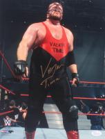 Big Van Vader Signed 11x14 Photo (JSA COA) at PristineAuction.com