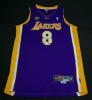 Kobe Bryant Signed LE Lakers Jersey (UDA COA) at PristineAuction.com