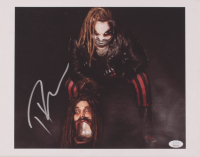 Bray Wyatt Signed WWE 11.5x14 Wrapped Canvas (JSA COA) at PristineAuction.com