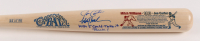 "Joe Carter & Mitch Williams Signed LE Cooperstown Bat Co. Baseball Bat Inscribed ""Wish I Could Take It Back!"" (JSA COA) at PristineAuction.com"