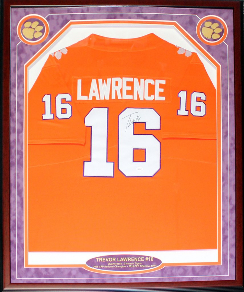 clemson jersey personalized