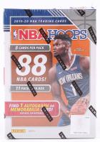 2019-20 Panini Hoops Basketball Blaster Box of (11) Packs at PristineAuction.com