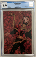 """2018 """"Doctor Strange"""" Issue #6 Marvel Knights 20th Anniversary Chris Bachalo 1:200 Variant Marvel Comic Book (CGC 9.6) at PristineAuction.com"""