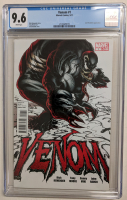 "2011 ""Venom"" Volume 2 Issue #1 Marvel Comic Book (CGC 9.6) at PristineAuction.com"