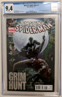 "2011 ""What If? Amazing Spider-Man"" Issue #1 Marvel Comic Book (CGC 9.4) at PristineAuction.com"