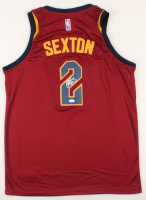 Collin Sexton Signed Cavaliers Jersey (JSA COA) at PristineAuction.com
