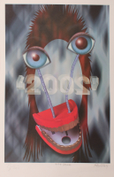"David Bowie & Rex Ray Signed ""Ziggy 2002"" 11x17 LE Lithograph (JSA LOA) at PristineAuction.com"