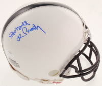 "Ed O'Neill Signed Polk High School Panthers Mini Helmet Inscribed ""Al Bundy"" (Schwartz COA) at PristineAuction.com"