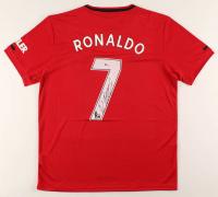 Cristiano Ronaldo Signed Manchester United Jersey (Beckett COA) at PristineAuction.com