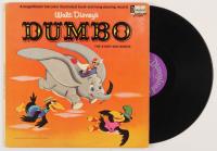 """1965 Walt Disney's """"Dumbo"""" Vinyl Record Album at PristineAuction.com"""