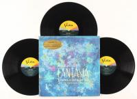 "Vintage 1957 Walt Disney's ""Fantasia"" Vinyl LP Record Set & Booklet at PristineAuction.com"