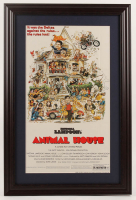 """""""Animal House"""" 16x24 Custom Framed Movie Poster Display at PristineAuction.com"""