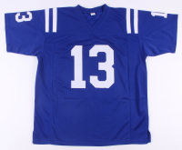 T. Y. Hilton Signed Jersey (PSA COA) at PristineAuction.com