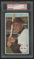 Willie Mays 1964 Topps Giants #51 SP (PSA 7) (ST) at PristineAuction.com
