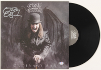 "Ozzy Osbourne Signed ""Ordinary Man"" Vinyl Record Album Cover (PSA COA) at PristineAuction.com"