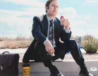 """Bob Odenkirk Signed """"Better Call Saul"""" 11x14 Photo (PSA COA) at PristineAuction.com"""