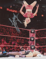 Lacey Evans Signed 8x10 Photo (JSA COA) at PristineAuction.com