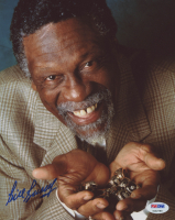 Bill Russell Signed 8x10 Photo (PSA COA) at PristineAuction.com