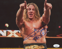 "Matt Riddle Signed 8x10 Photo Inscirbed ""Bro""  (JSA COA) at PristineAuction.com"