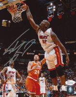 Shaquille O'Neal Signed Heat 8x10 Photo (JSA COA) at PristineAuction.com