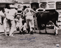 """Phil Rizzuto Signed Yankees 16x20 Photo Inscribed """"HOF 94"""" (JSA COA) at PristineAuction.com"""