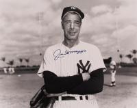 Joe DiMaggio Signed Yankees 16x20 Photo (JSA LOA) at PristineAuction.com