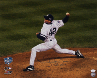 "Mariano Rivera Signed Yankees 16x20 Photo Inscribed ""HOF 2019"" (JSA COA) at PristineAuction.com"