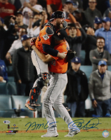 Charlie Morton & Brian McCann Signed Astros 16x20 Photo (Beckett COA) at PristineAuction.com