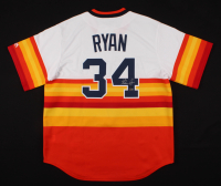 Nolan Ryan Signed Astros Jersey (AIV COA & Ryan Hologram) at PristineAuction.com