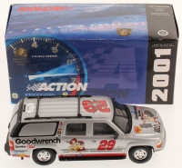 Kevin Harvick Signed LE #29 GM Goodwrench Service Plus Looney Tunes 2001 Slammed Suburban 1:24 Scale Die Cast Car (JSA COA) at PristineAuction.com
