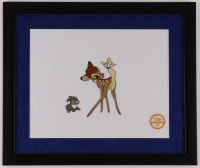 """Walt Disney's Goofy LE """"Bambi"""" 16x19 Custom Framed Animation Serigraph Display with (2) Pins at PristineAuction.com"""
