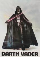 "Vintage 1977 ""Star Wars"" Darth Vader 20x28 Poster at PristineAuction.com"