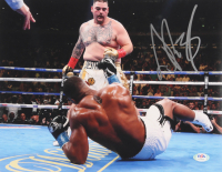 Andy Ruiz Jr. Signed 11x14 Photo (PSA COA) at PristineAuction.com