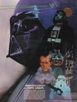"Vintage 1977 ""Star Wars"" Darth Vader 18x24 Coca-Cola Promotional Poster at PristineAuction.com"