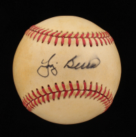 Yogi Berra Signed OAL Baseball (PSA Hologram) at PristineAuction.com